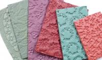 Текстурные листы и формочки